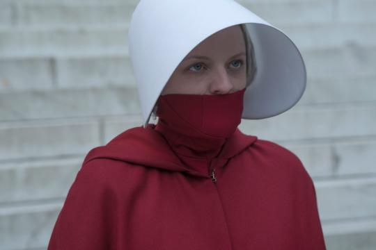 The Handmaid's Tale's' rings in handmaid's mouths explained - Insider - insider.com