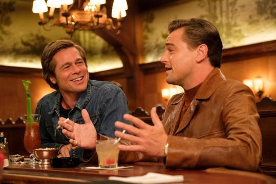 Reseña: La visión obscenamente regresiva de Quentin Tarantino. - newyorker.com