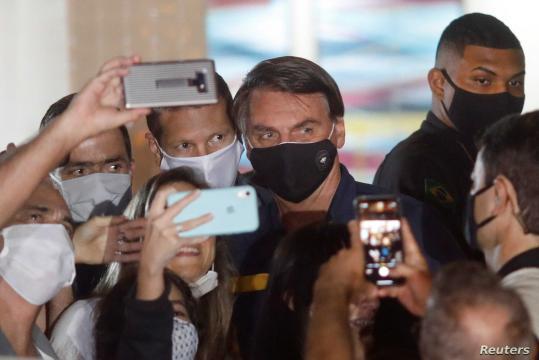 Brazil Registers 965 New Coronavirus Deaths, Confirmed Cases Hit ... - voanews.com