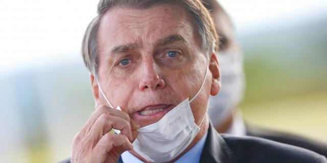 Brazilian President Jair Bolsonaro tests positive for COVID-19 ... - businessinsider.in