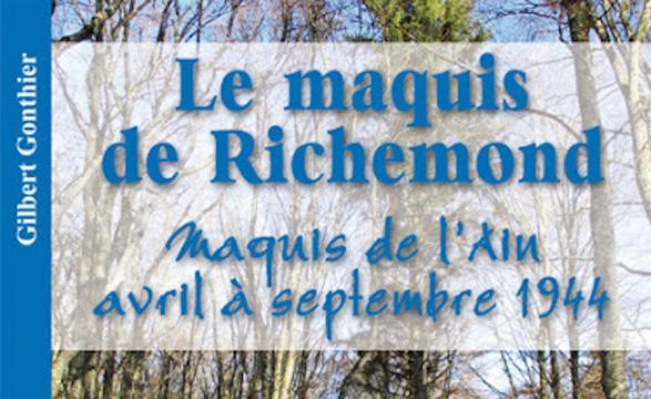 Le maquis de Richemond. Credit: Les éditions de l'Astronome