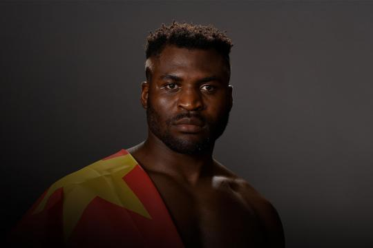 There Is No Escaping Francis Ngannou | UFC - ufc.com