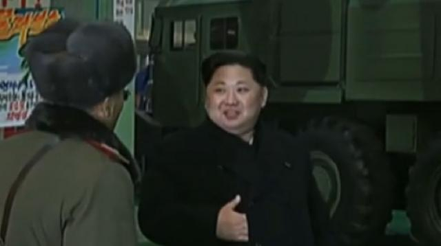 U.S. Army believes North Korea has up to 60 nuclear bombs. [Image source/ARIRANG NEWS YouTube video]