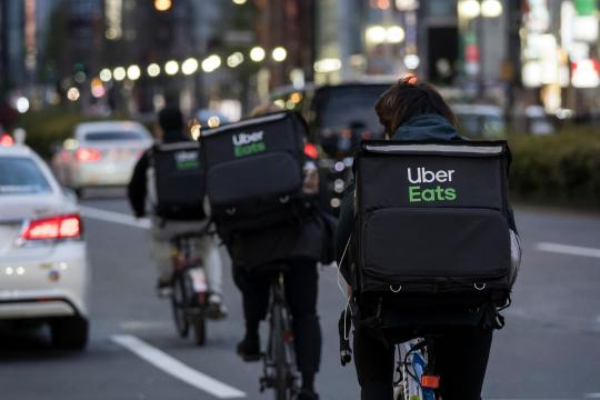 Uber Eats stops charging delivery fees to black-owned restaurants - nypost.com