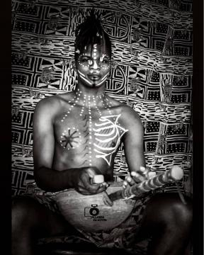 L'artiste camerounais Nda Nchi (c) Nda Chi