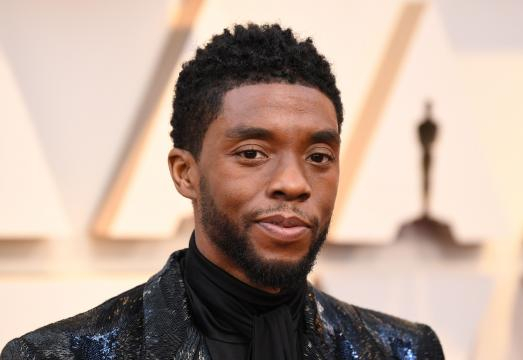 Chadwick Boseman Reacts to Green Book Winning Best Picture Oscar ... - indiewire.com