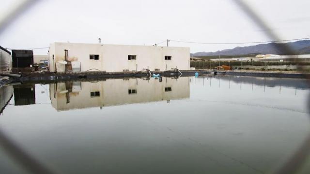 Las balsas de riego deben ser protegidas para evitar los accidentes.