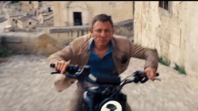 James Bond 007: No Time To Die - meet Safin - Official Trailer (2020) [Image source/IGN YouTube video]