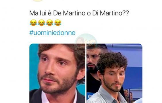 Moreno Napoli: il sosia di Stefano De Martino a Uomini e Donne.