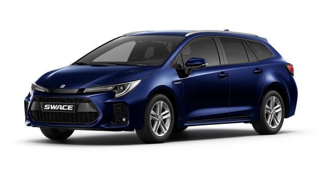 La nuova Suzuki Swace è pronta a sbarcare nel mercato delle station ibride.