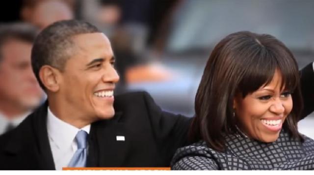 President Barack Obama returning to spotlight with JFK award, deal for his memoir. [Image source/TODAY YouTube video]