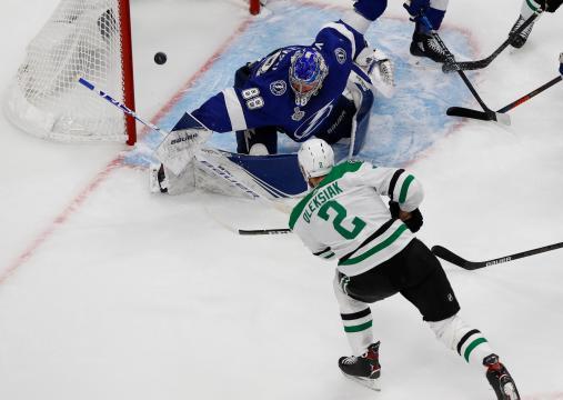 Dallas Stars se llevó el juego 1 de la serie final. - dagenshockey.com