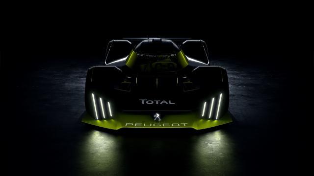 Peugeot presenta il teaser della sua hypercar per la 24H di Le Mans