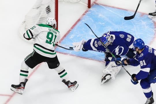 Tampa Bay tendrá que remar contra corriente para conseguir la Stanley Cup. - tampabay.com