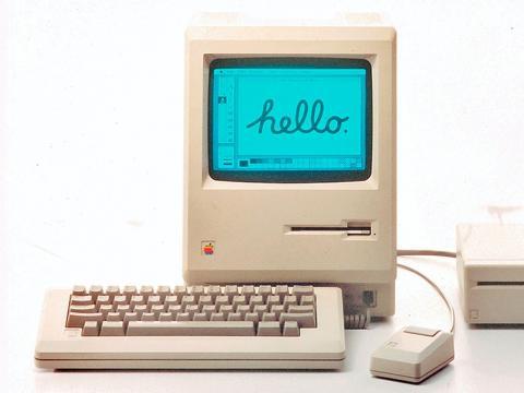 Steve Jobs creó las primeras MacIntosh de Apple, hoy objetos de museo.