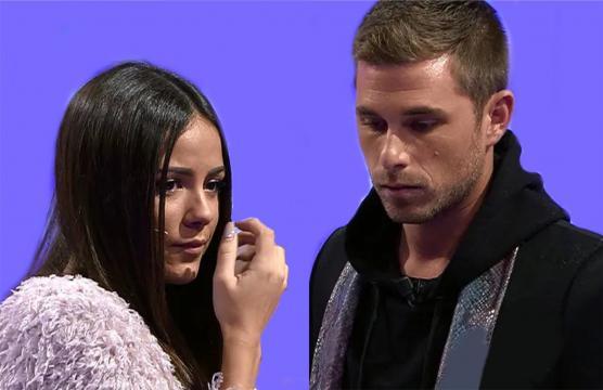 Los actores Melyssa y Tom en 'MYHYV'.
