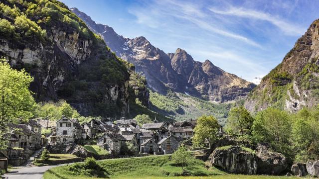 Vallemaggia | Ascona-Locarno, in Svizzera.