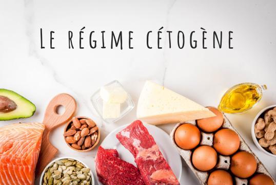 Le régime cétogène comporte une réduction de l'apport en glucides et une augmentation massive en lipides