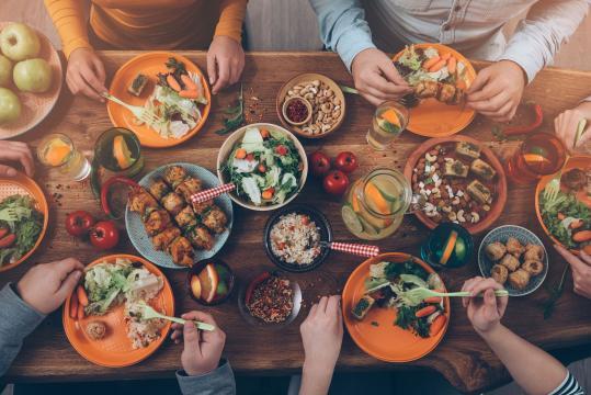 Les régimes contraignant sont loin, bienvenue à l'alimentation intuitive !