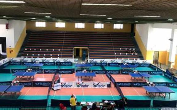 Campionati Italiani di Tennistavolo paralimpico Catania 3.