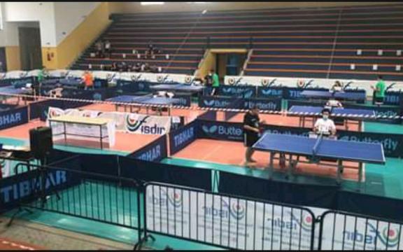 Campionati Italiani di Tennistavolo paralimpico Catania 6.