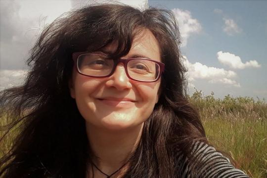 """Valentina D'Amora: educatrice ambientale, autrice de """"Il ponte silenzioso"""" e """"GEco – Guida per una rivoluzione ecosostenibile"""""""