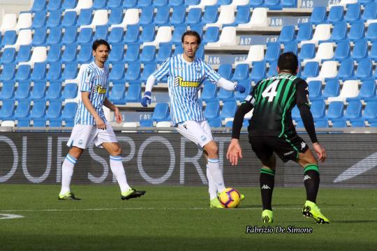 Sassuolo-SPAL a confronto con le statistiche – Lo Spallino - lospallino.com