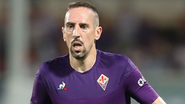 Franck Ribéry, la prossima stagione potrebbe non essere in viola.