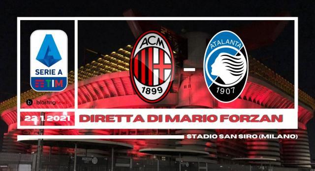 Milan - Atalanta alle ore 18 in diretta da San Siro chiude il girone per le due squadre