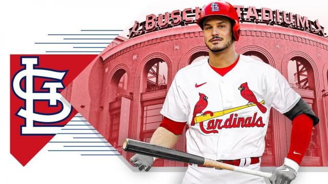 Arenado llega a St.Louis en un batacazo. MLB.com.