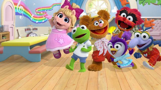 "Disney demandada por reinicio de 'Muppet Babies"""