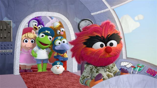 Escritor de 'Muppet Babies' demanda a Disney en Los Ángeles por ... - notiulti.com