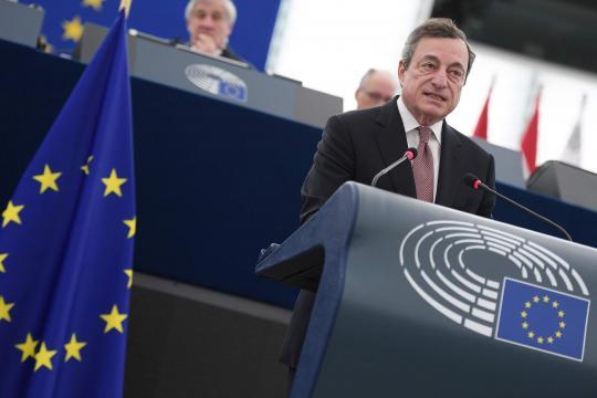 Draghi Presidente: al via il movimento spontaneo di cittadini.