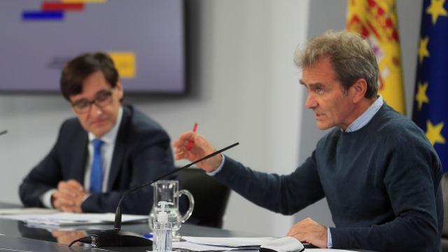 Fernando Simón cree que Salvador Illa se sintió traicionado por la Comunidad de Madrid