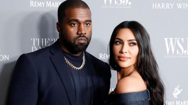 Kanye West y Kim Kardashian, al borde del divorcio