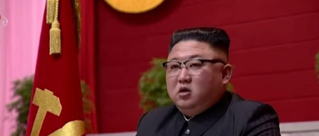 Kim Jong-un admits his economic plan failed 'tremendously.' [Image source/The Telegraph YouTube video]