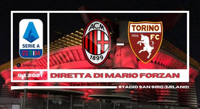 Serie A giornata 17: alle ore 20.45 di Sabato 9 Gennaio Milan - Torino