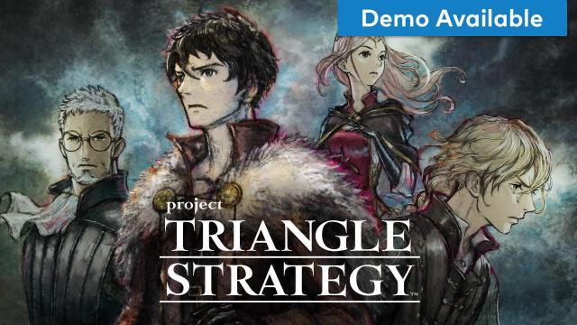 Nintendo Direct - Project Triangle Strategy è la nuova IP di Square Enix