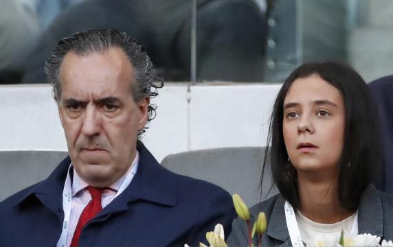 Jaime de Marichalar se encuentra descontento con la imagen de su hija
