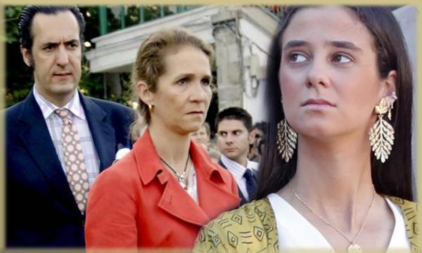 Jaime de Marichalar totalmente descontento con el comportamiento de su hija
