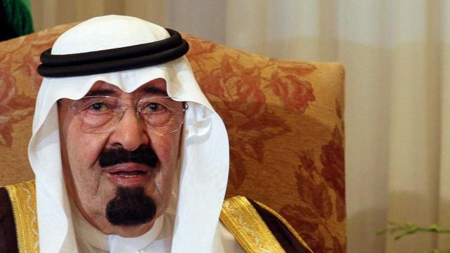 Il re Mohammad bin Salman d'Arabia, scomparso nel 2015 a 90 anni. Ha pagato 100 miioni di euro Juan Carlos nel 2012 (Foto elconfidencial.com)