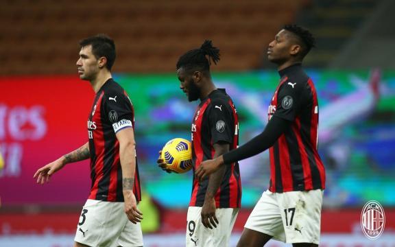 Il Milan esce a testa bassa da San Siro dopo il pari contro l'Udinese - foto di: acmilan.com