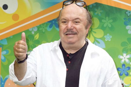 Lino Banfi, nonno Libero di Un Medico in Famiglia.