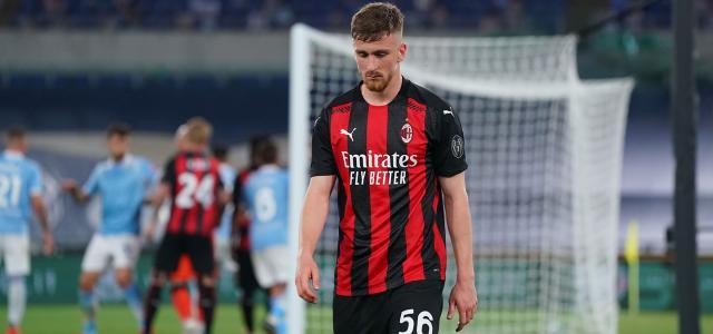 Il Milan perde anche all'Olimpico contro la Lazio, ora rischia di vanificare la stagione