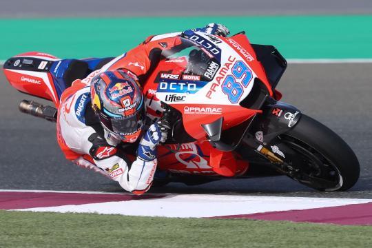 Jorge Martin, 2021 Pramac Ducati Team