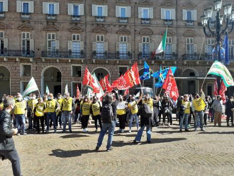 Manifestazioni in molte città italiane