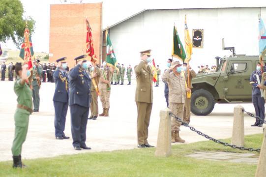 Homenaje a los soldaos españoles muertos en Afganistán (Foto: Antonio Rodríguez)