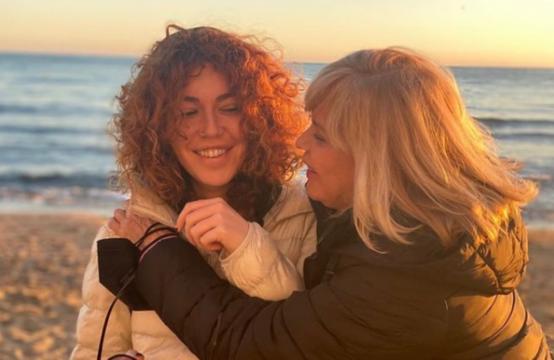 Sofia Cristo ha estado acompañando a su madre mientras se recupera.(Fuente: Instagram @sofiacristo_cristo)
