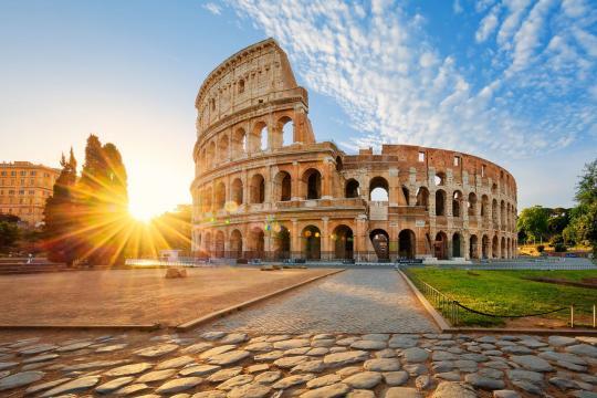 Restauro Colosseo - cottocusimano.com