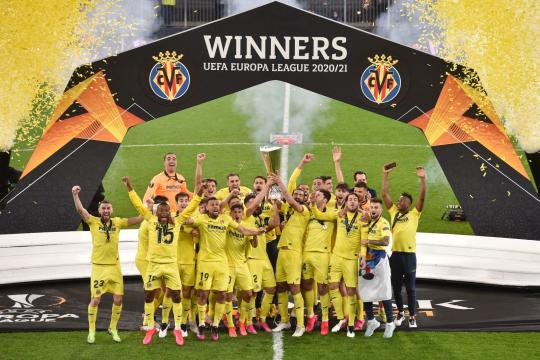El Villarreal hizo la gran hazaña (@VillarrealCF)
